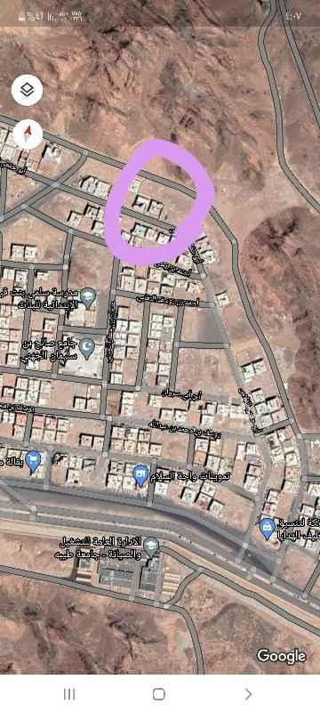 أرض للبيع في شارع احمد بن يحيى الحلواني ، حي طيبة ، المدينة المنورة ، المدينة المنورة
