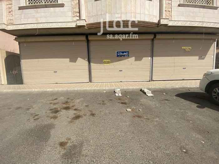 محل للإيجار في شارع الحارث بن عمرو الانصارى ، حي الدفاع ، المدينة المنورة ، المدينة المنورة