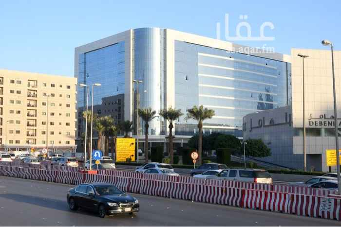 مكتب تجاري للإيجار في طريق العروبة, السليمانية, الرياض
