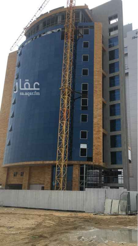 مكتب تجاري للإيجار في طريق الامير سلطان ، حي النعيم ، جدة