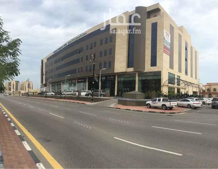 مكتب تجاري للإيجار في طريق الملك عبدالعزيز ، حي الخالدية ، جدة