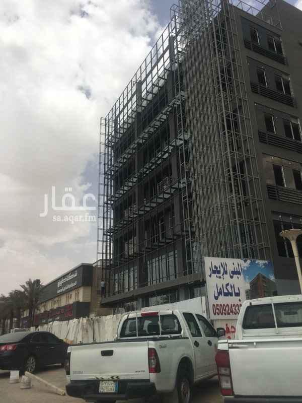 مكتب تجاري للإيجار في طريق الملك عبدالعزيز ، حي النهضة ، جدة