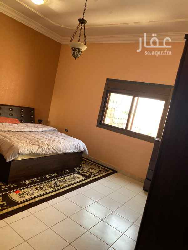 شقة للإيجار في شارع محي الدين ناظر ، حي الحمراء ، جدة ، جدة