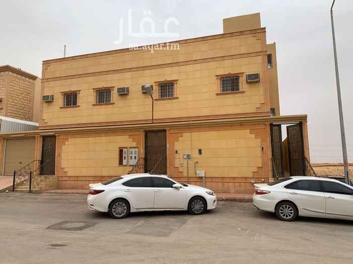 شقة للإيجار في شارع خارجة بن سعيد ، حي العريجاء الغربية ، الرياض ، الرياض