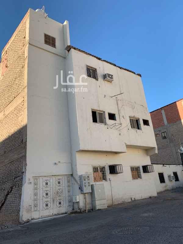 عمارة للإيجار في شارع جرير بن عبدالله ، حي بني معاوية ، المدينة المنورة ، المدينة المنورة