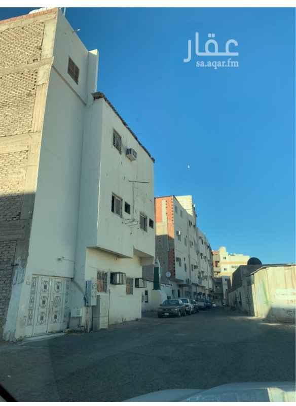 عمارة للإيجار في شارع عبدالرحمن بن ابي الرجال ، حي بني معاوية ، المدينة المنورة ، المدينة المنورة