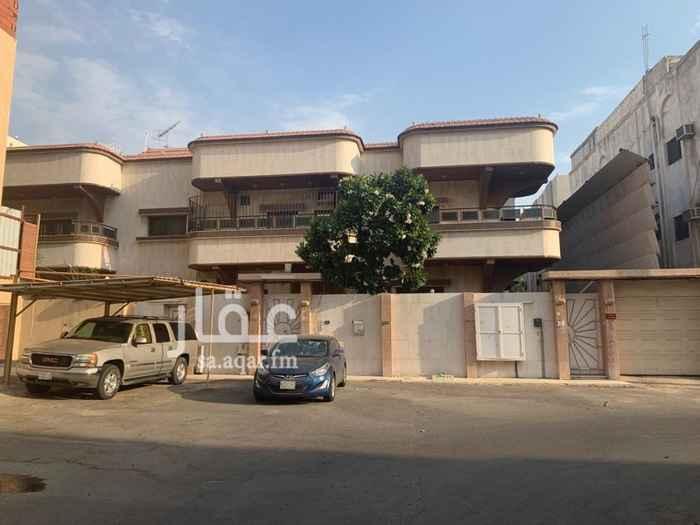 فيلا للإيجار في شارع عدي بن عاصم ، حي الصفا ، جدة