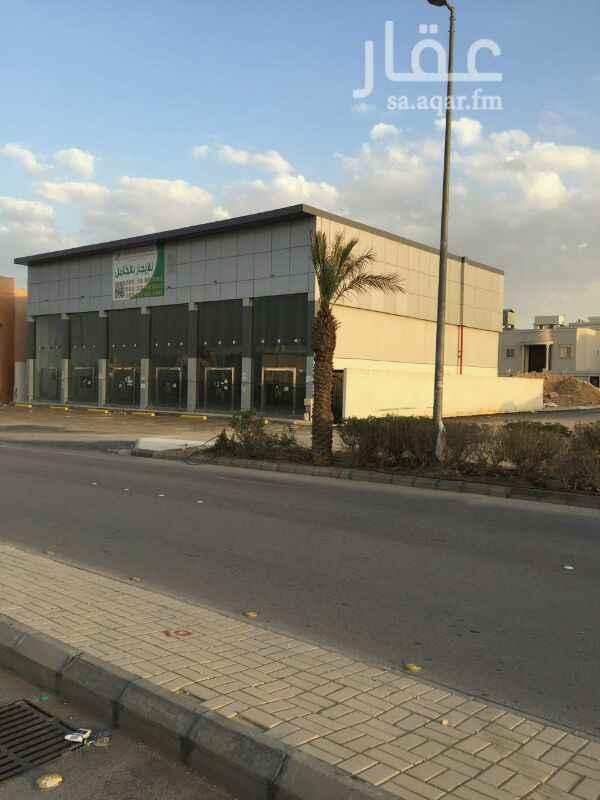 عمارة للإيجار في طريق أنس ابن مالك الفرعي ، حي النرجس ، الرياض