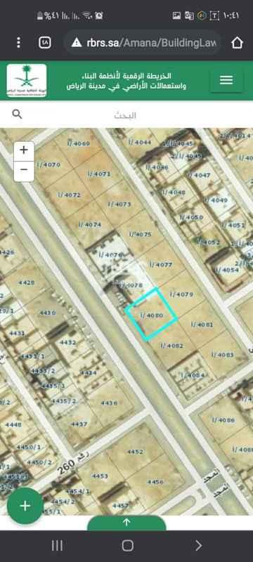 أرض للبيع في شارع المجد, ظهرة لبن, الرياض