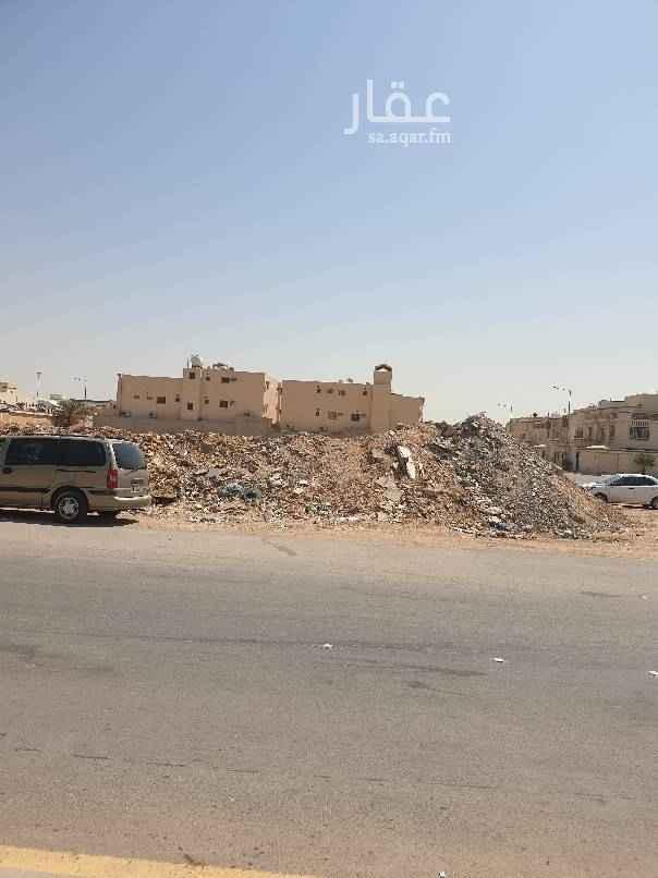 أرض للبيع في حي اليرموك ، الرياض