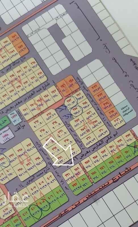 أرض للبيع في شارع بسبس بن عمرو ، حي الرانوناء ، المدينة المنورة ، المدينة المنورة