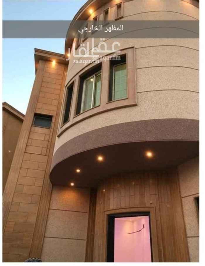 فيلا للبيع في شارع الجولان ، حي الحمراء ، الرياض ، الرياض