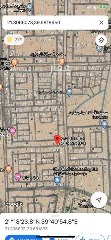 عمارة للبيع في شارع الحسن بن وهب ، حي ولي العهد ، مكة المكرمة