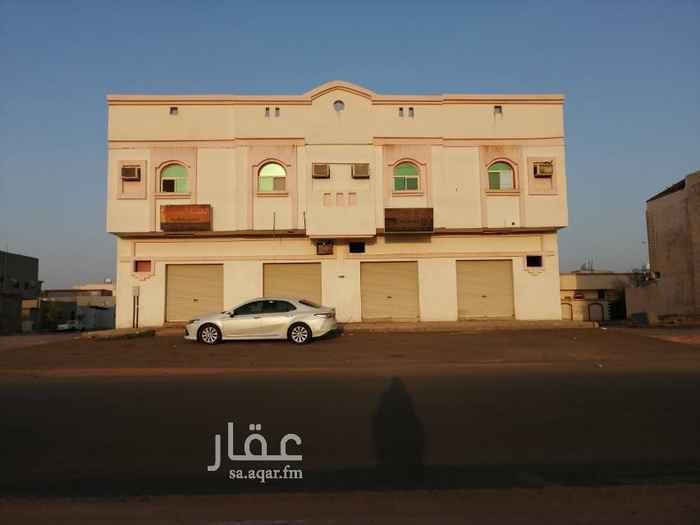 عمارة للبيع في شارع الجارود بن المعلى ، حي السكة الحديد ، المدينة المنورة