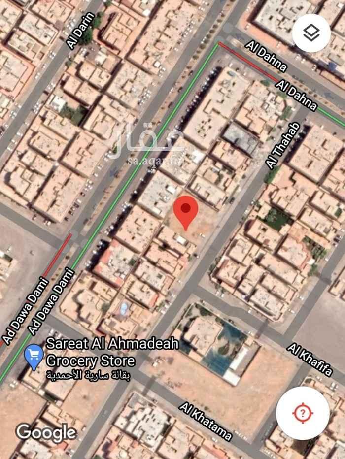 أرض للبيع في شارع الذهب ، حي هجرة لبن ، الرياض ، الرياض