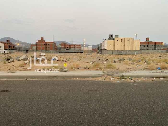أرض للبيع في طريق ابراهيم الخليل ، حي ولي العهد ، مكة المكرمة