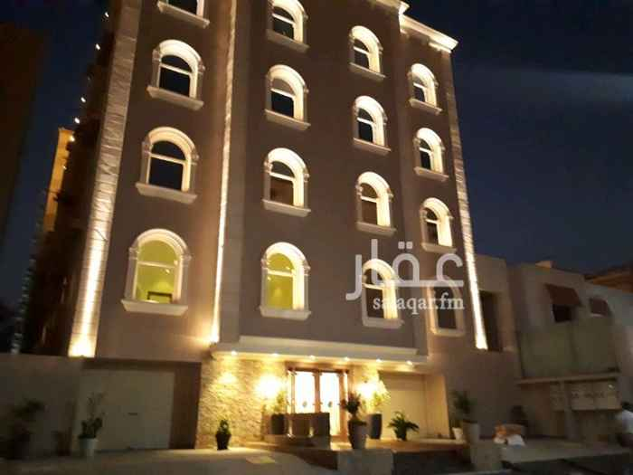 شقة للبيع في شارع عقبه بن كديم ، حي الزهراء ، جدة