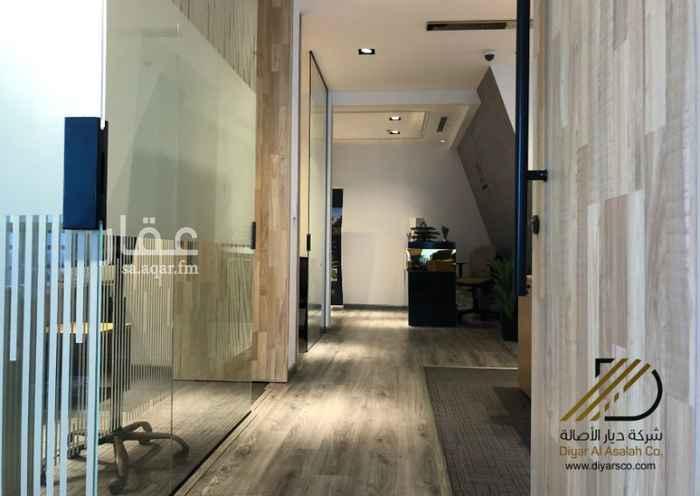 مكتب تجاري للإيجار في شارع طه خصيفان ، حي الشاطئ ، جدة ، جدة
