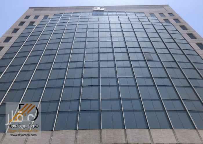 مكتب تجاري للإيجار في شارع أحمد الشاهد ، حي البغدادية الغربية ، جدة ، جدة