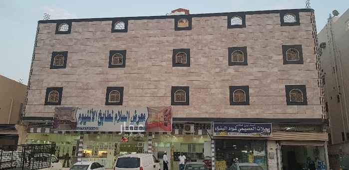 عمارة للإيجار في شارع محمد صالح ابراهيم خزامي ، حي الخضراء ، مكة