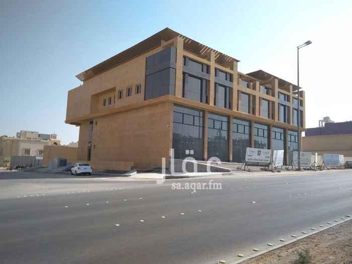 محل للإيجار في طريق عثمان بن عفان, النرجس, الرياض