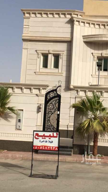 فيلا للبيع في شارع الامير سعود بن عبدالله بن جلوي ، حي القيروان ، الرياض ، الرياض