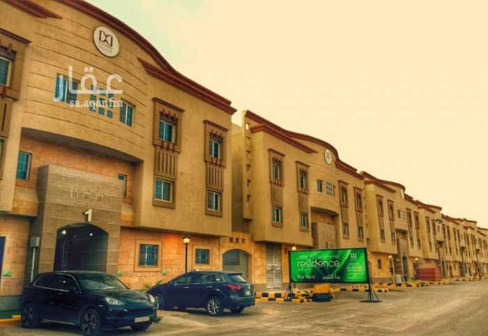 شقة للإيجار في شارع القشاشية ، حي الندى ، الرياض