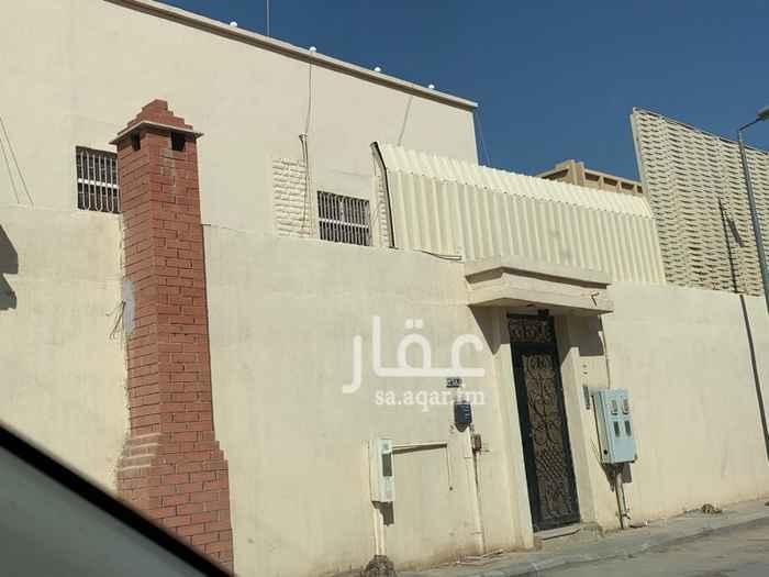 دور للإيجار في شارع الراية ، حي الزهرة ، الرياض ، الرياض