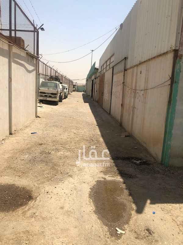 مستودع للإيجار في طريق الحائر ، حي المنصورية ، الرياض