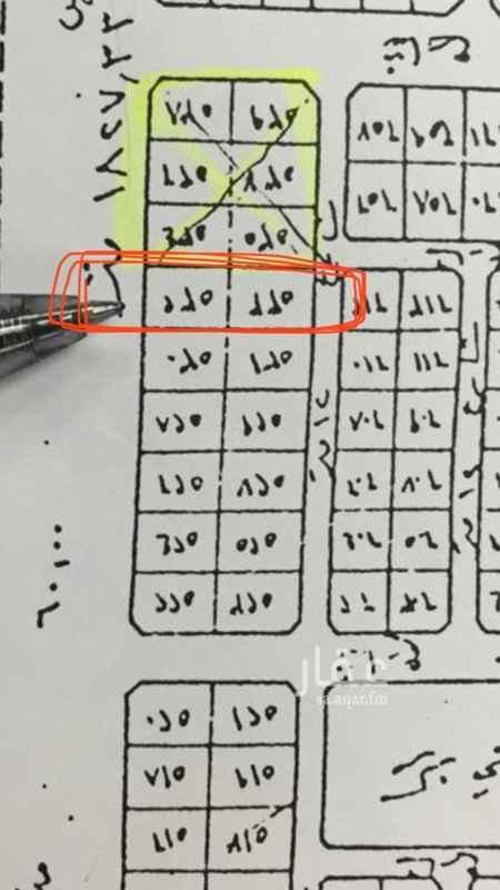 أرض للإيجار في شارع العبرة ، حي النزهة ، الدمام ، الدمام