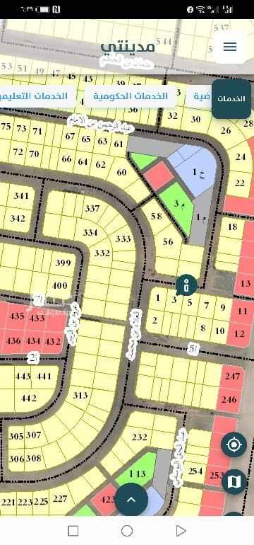 أرض للبيع في شارع شعيب بن الحكم ، حي الكوثر ، الخبر ، الخبر