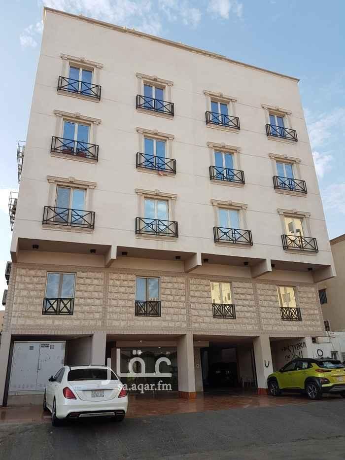 شقة للإيجار في شارع الضوء اللامع ، حي النهضة ، جدة ، جدة