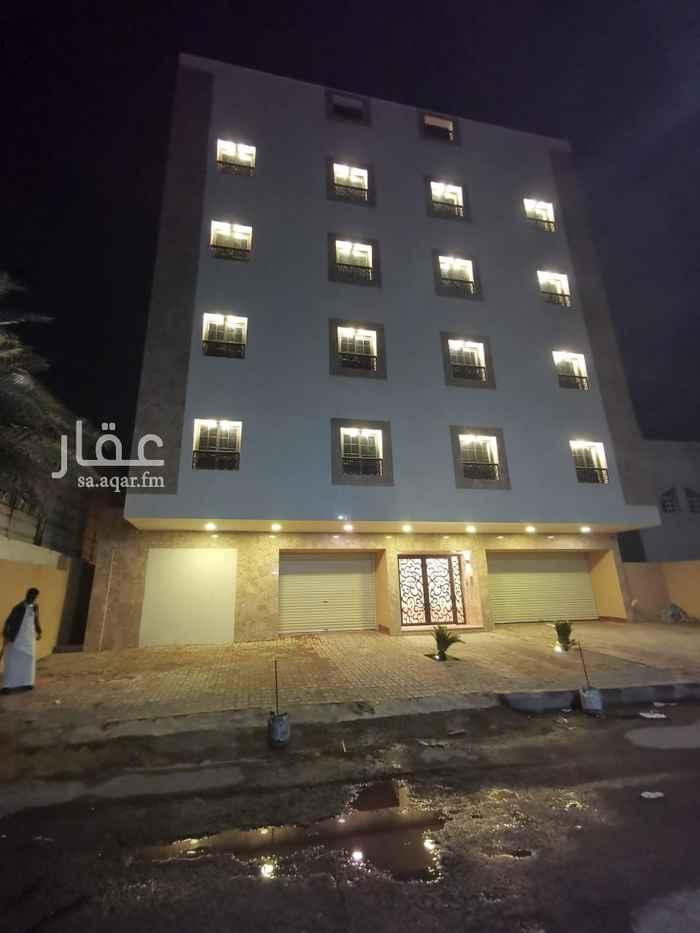 شقة للإيجار في شارع عصية الاسدي ، حي الزهراء ، جدة ، جدة