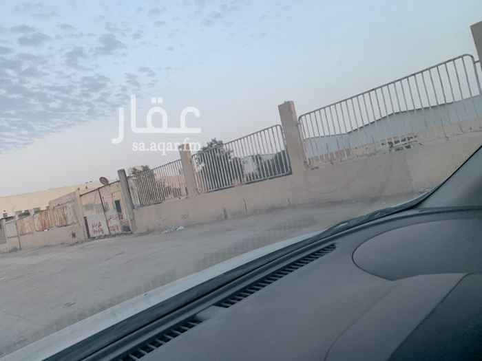 أرض للإيجار في طريق ابو عبيدة عامر بن الجراح ، حي السلي ، الرياض ، الرياض
