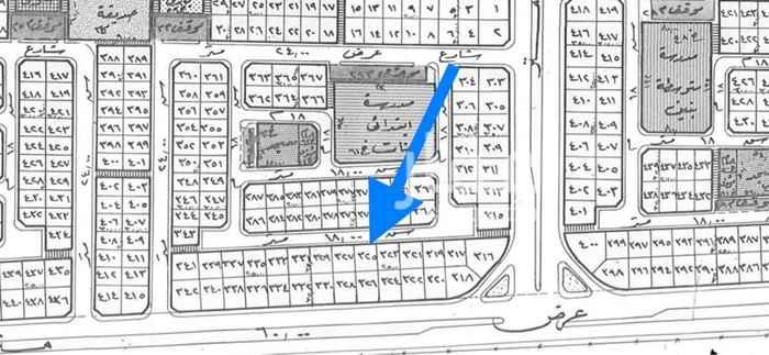 أرض للبيع في شارع أنيسة بنت معاذ ، حي الأمانة ، الدمام ، الدمام