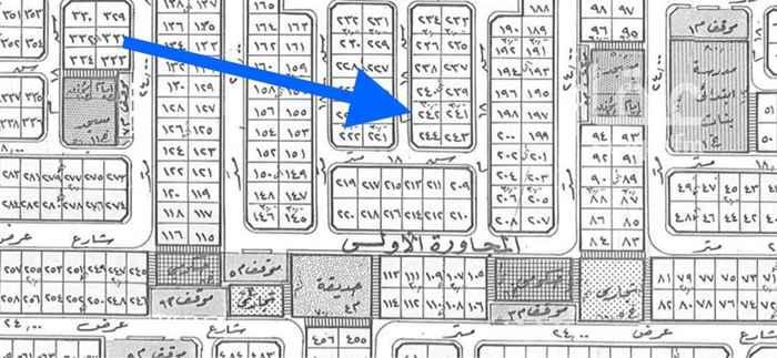 أرض للبيع في شارع حواء بنت زيد ، حي الأمانة ، الدمام ، الدمام