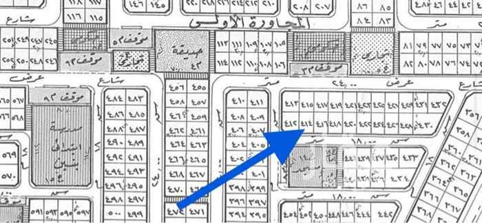 أرض للبيع في شارع 6 د ، حي الأمانة ، الدمام ، الدمام