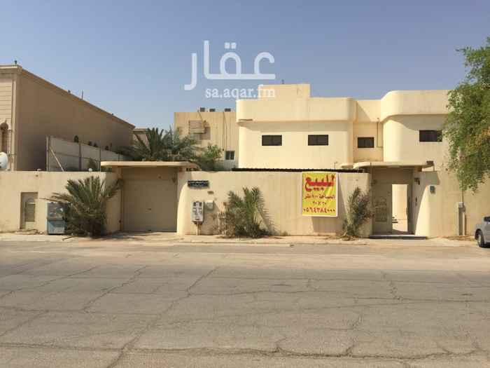 فيلا للبيع في شارع المتوكل العباسي ، حي الروضة ، الرياض