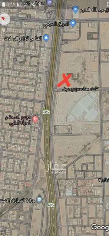 أرض للبيع في طريق الملك فهد بن عبد العزيز ، حي المنار ، الدمام