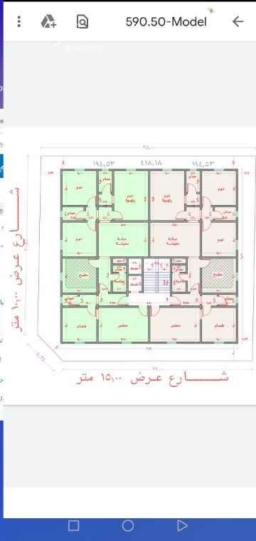 شقة للبيع في شارع حميدة الجزائرلي ، حي النسيم ، جدة ، جدة