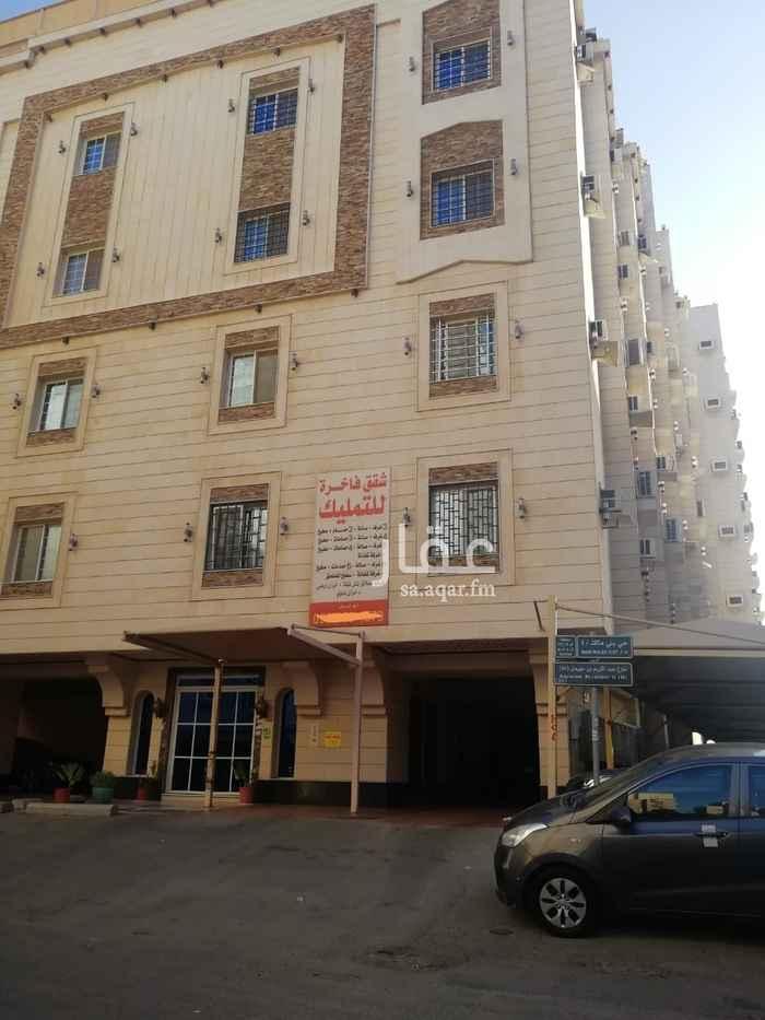 شقة للبيع في شارع المثنى بن الصباح ، حي النسيم ، جدة ، جدة