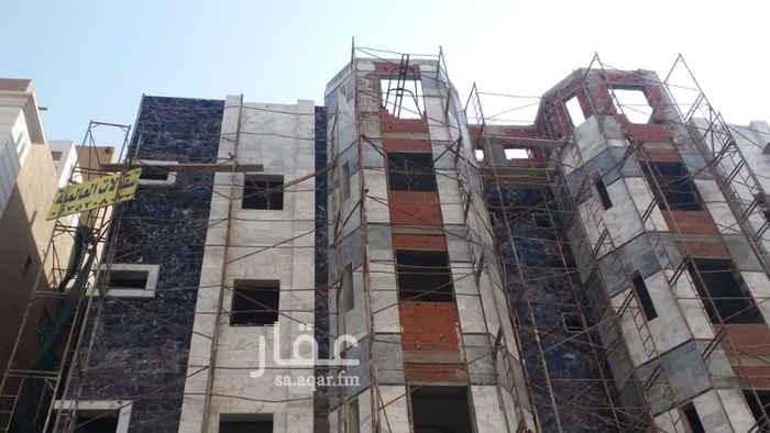 شقة للبيع في شارع ابو اميه الضمري ، حي الزهراء ، جدة ، جدة