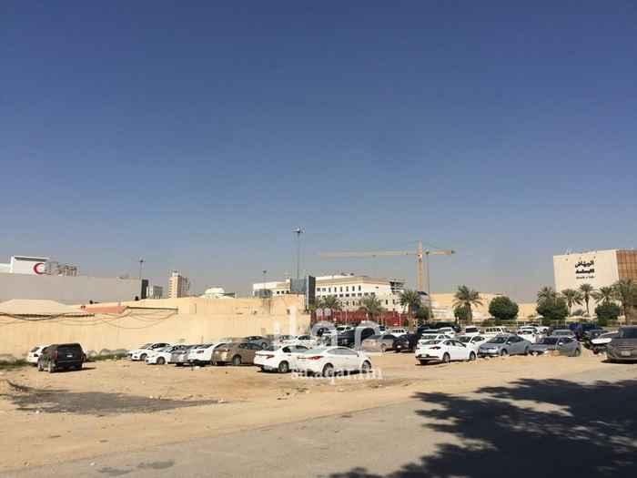 أرض للإيجار في شارع الحلية ، حي الملقا ، الرياض ، الرياض
