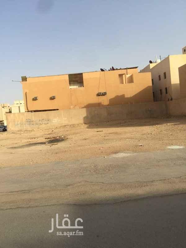 أرض للبيع في شارع الوادي الفارع ، حي الازدهار ، الرياض ، الرياض
