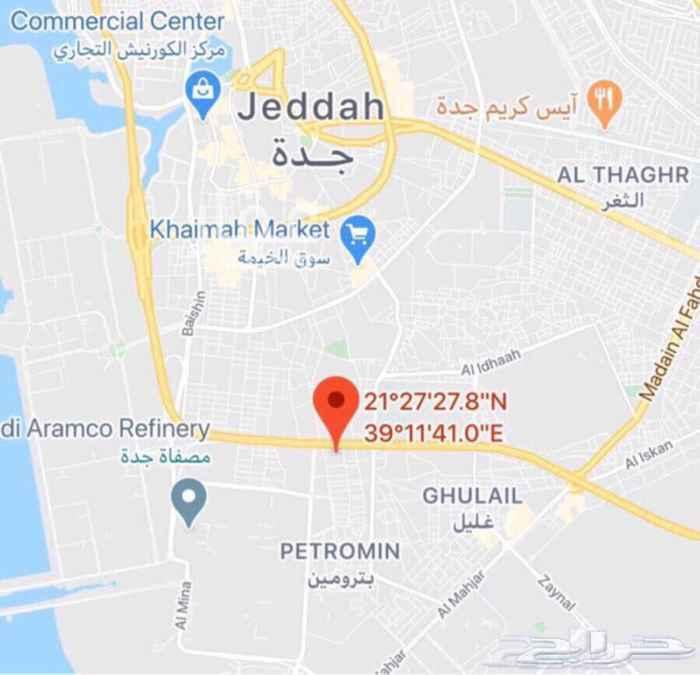 عمارة للبيع في شارع عبدالله ابو محمد ، حي بترومين ، جدة ، جدة