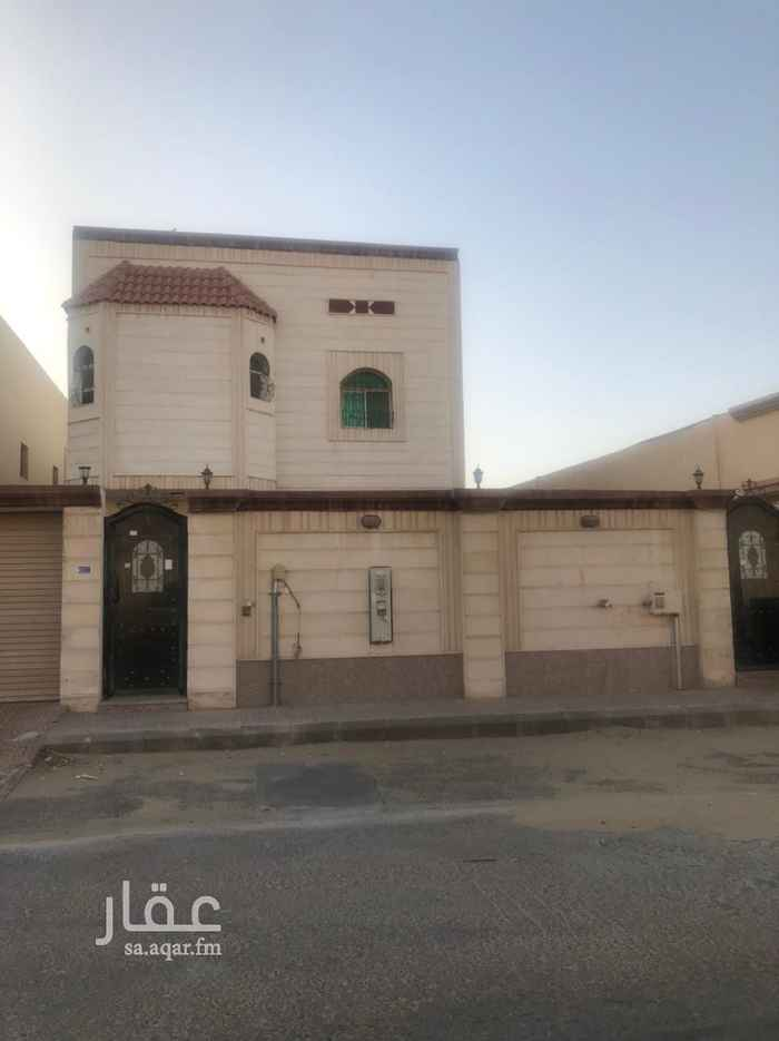 فيلا للإيجار في شارع ابو جنيدة المازني ، حي طيبة ، الدمام ، الدمام