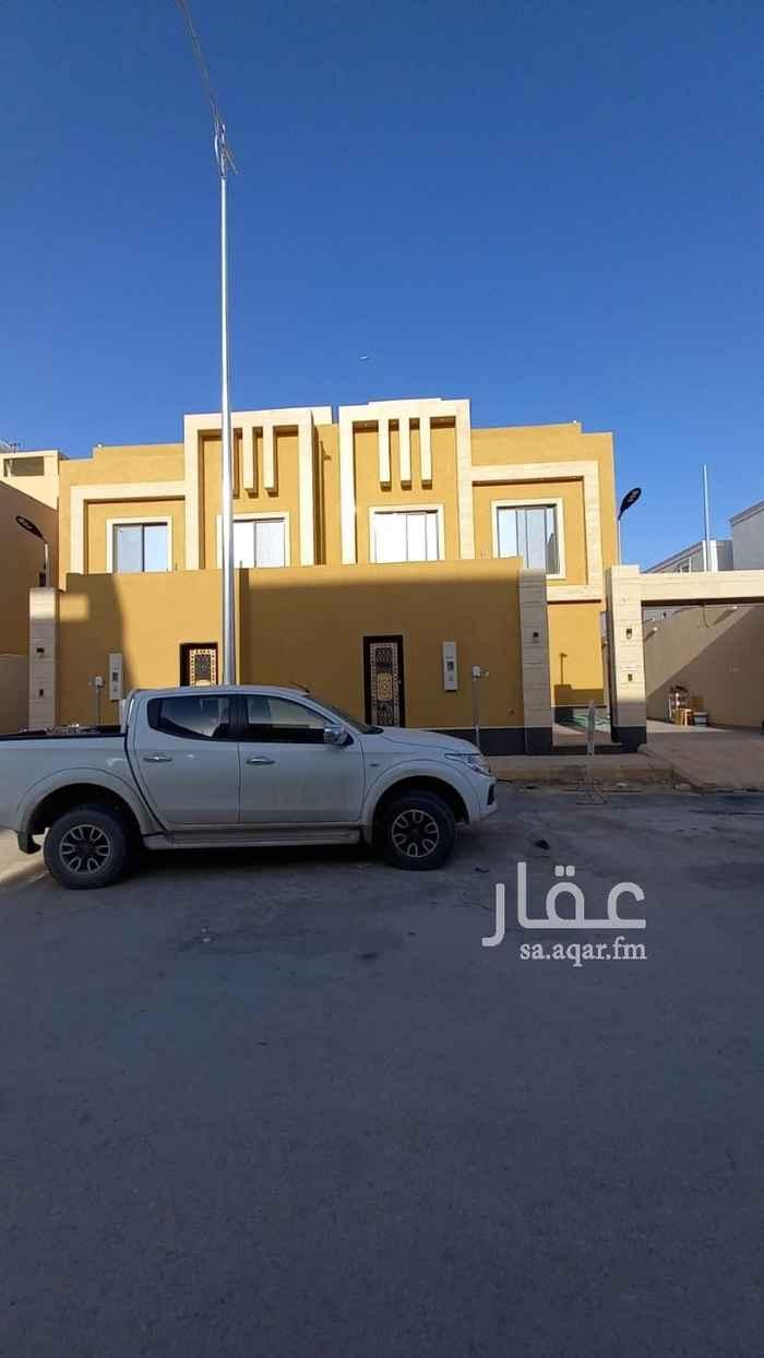 فيلا للبيع في شارع ابي جعفر البتي ، حي العارض ، الرياض