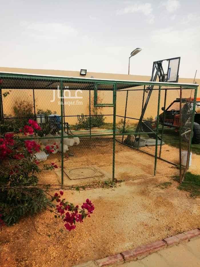 استراحة للبيع في شارع ثابت بن مرعي ، حي الرمال ، الرياض ، الرياض