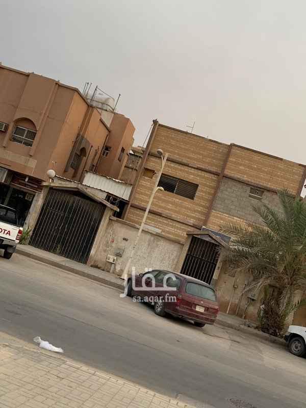 عمارة للإيجار في شارع النماص ، حي العزيزية ، الرياض