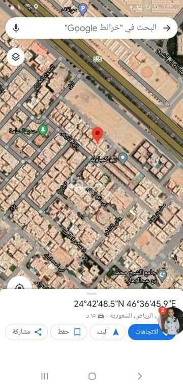 فيلا للبيع في شارع المعدن ، حي الخزامى ، الرياض ، الرياض